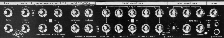 lyricon_synthesizer